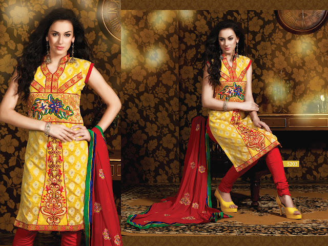 Designer Salwar Kameez Suits, Dress material online shopping - Buy Online Salwar Kameez Suits, Party Wear Churidar Salwar Kameez in Pune