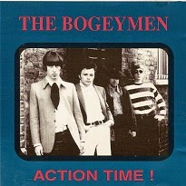 "THE BOGEYMEN - ""Action Time!"" (LP/CD, DIG! Records - 1994)"