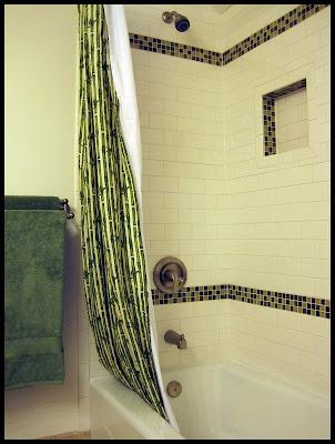Bamboo Tile Backsplash