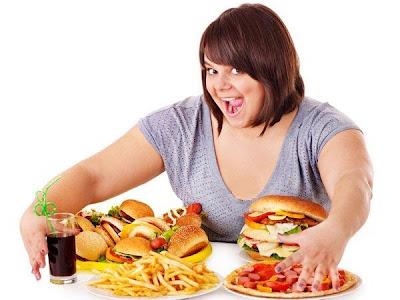 5 Reasons Why Men Like Fat Girls - eating