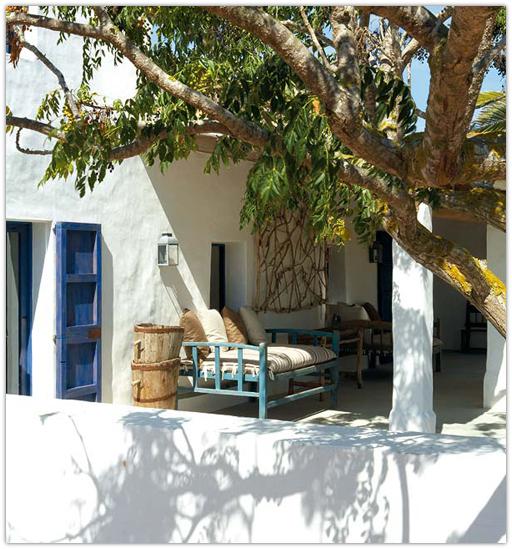Art Symphony: Summer house on Formentera, Spain