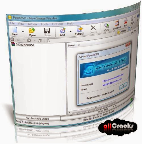 Download PowerISO Full for PC
