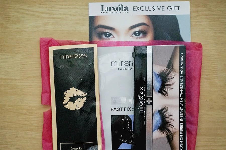 Mirenesse/Luxola Exclusive Set