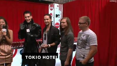Tokio Hotel en los Premios MTV VMA Japón - 25.06.11 - Página 5 13