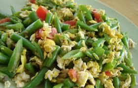 Resep Sayuran Kacang Panjang Enak