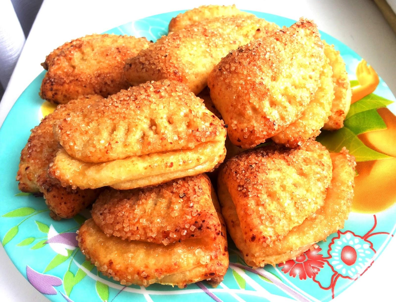 Песочное печенье ракушки рецепт