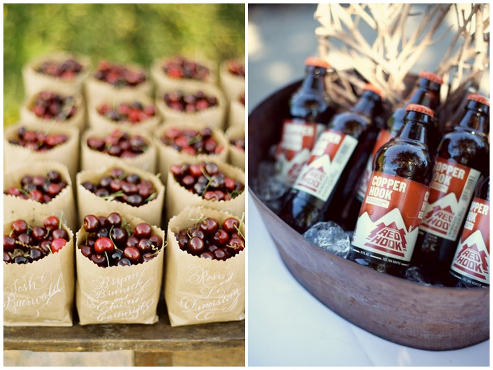 The Wedding Post of Arkansas wedding blog: Favors For Fall . . .