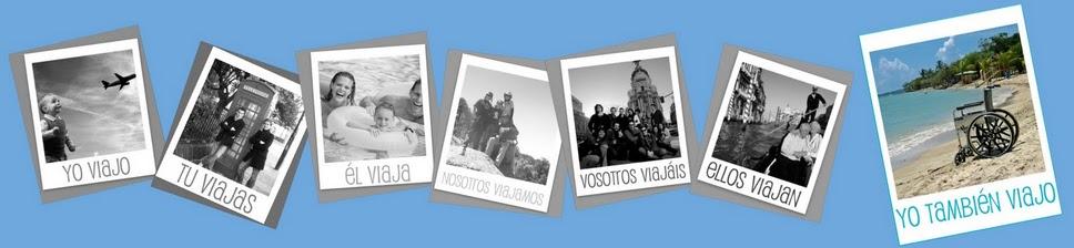 Turismo Accesible | YO TAMBIÉN VIAJO
