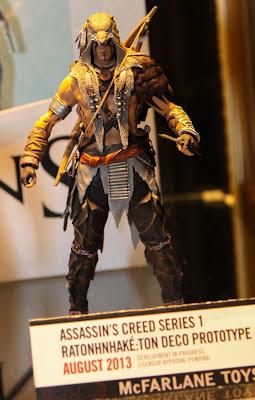 McFarlane Toys Assassin's Creed Toy Fair Display - Ratonhnhake Ton
