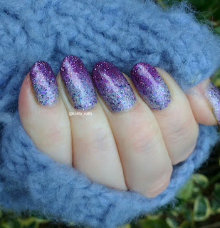Glam Polish Which Witch? and Hounds of Love