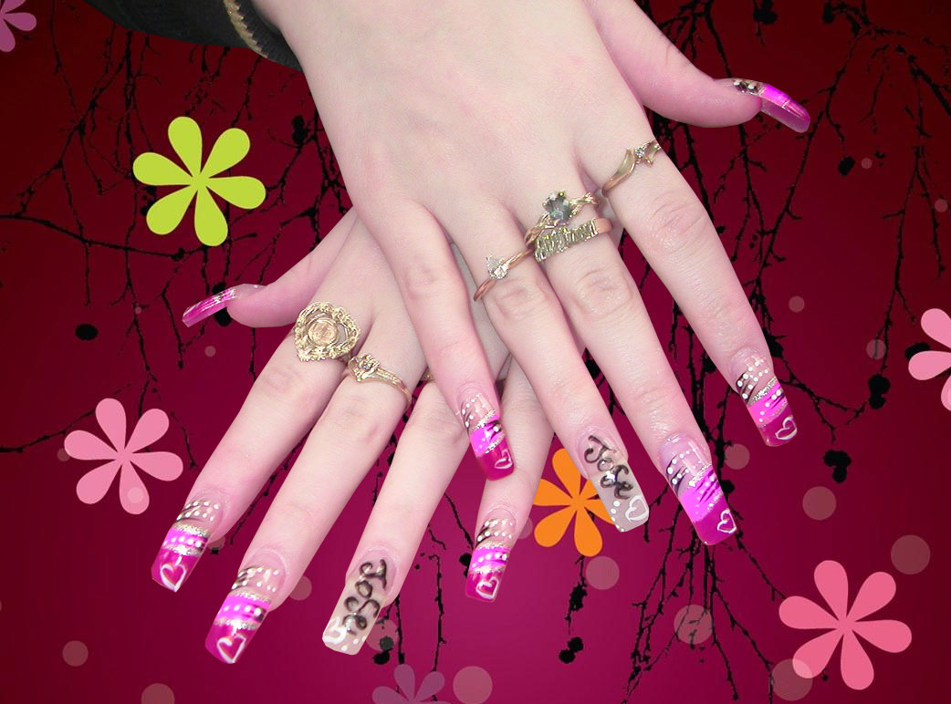 Nail art designs women stylish nail art designs pakistani stylish