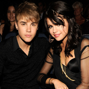 Justin Bieber And Selena Gomez Do Bring In The New Year And 2012