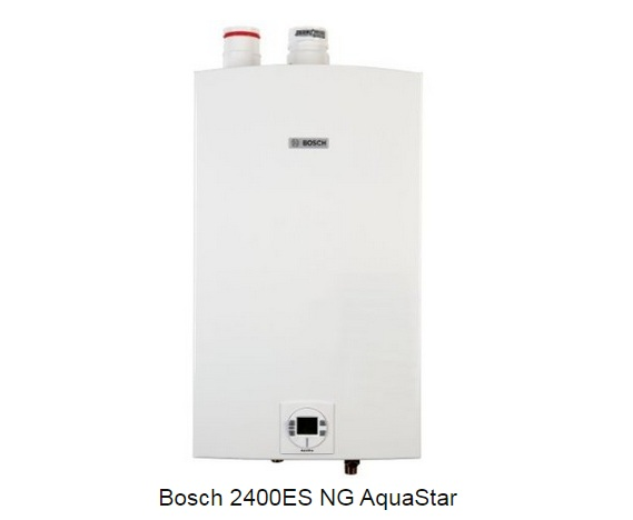 bosch tankless water heater reviews: bosch aquastar 2400es tankless