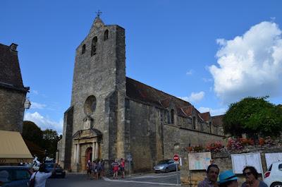 Església parroquial de Domme