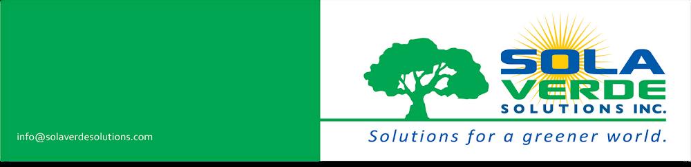 Sola Verde Solutions