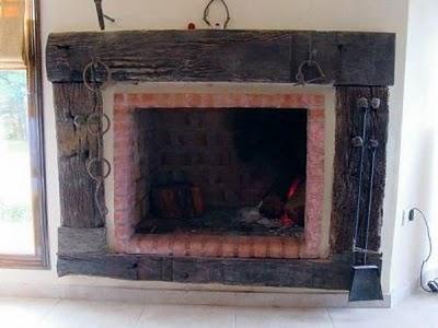 Medidas estufas de chapa for Hogares a lena rusticos