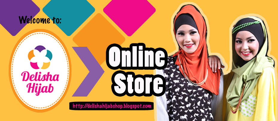 Delisha Hijab Indonesia - Online Store