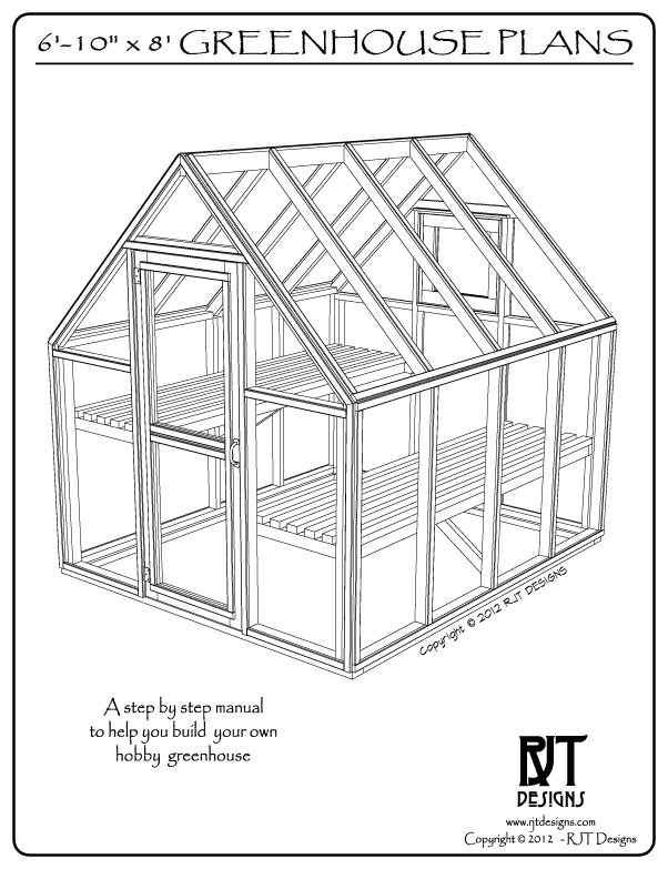 Bepa 39 s garden greenhouse plans now available for Greenhouse house plans