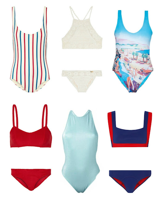 2015 French Riviera Inspired Swimsuit Edit