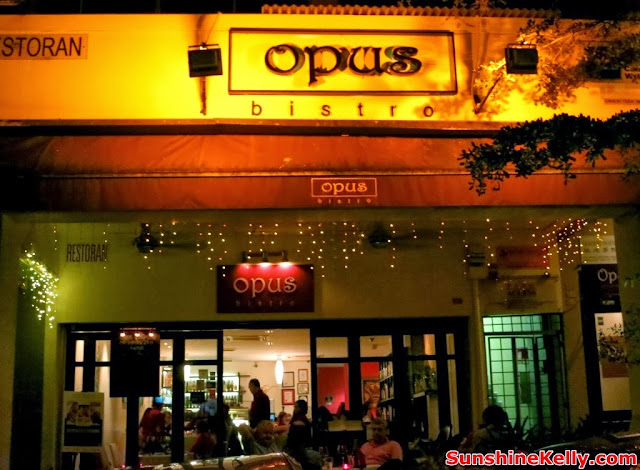 KL Restaurant Week, OPUS Bistro @ Bangkung, bangsar, Food Review, Italian food, cuisine