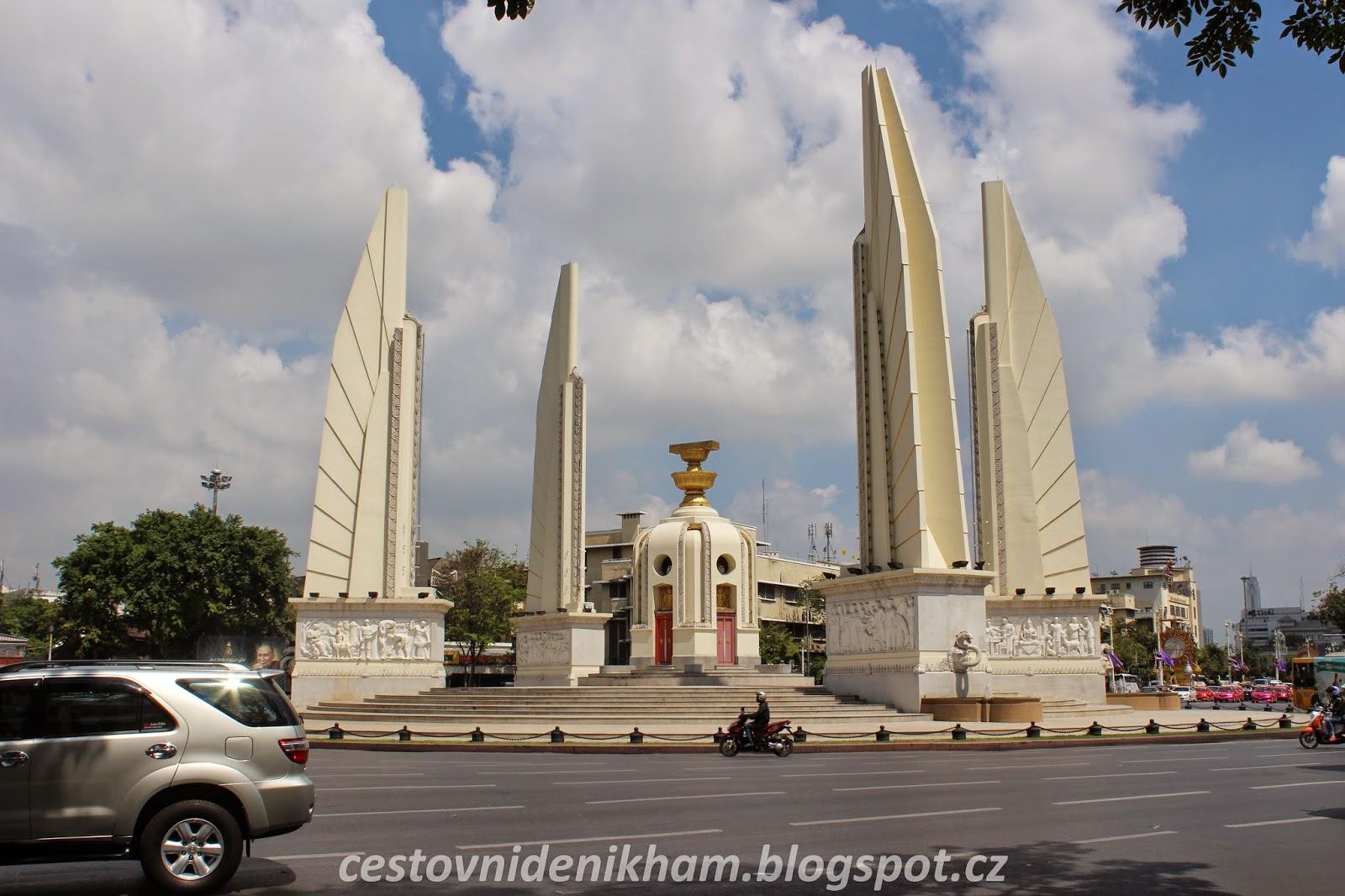 Památník demokracie // Democracy Monument