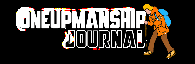 Oneupmanship Journal