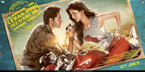 Lekar Hum Deewana Dil (2014) Movie Poster No. 4