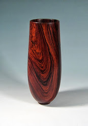 Tall Rosewood Piece