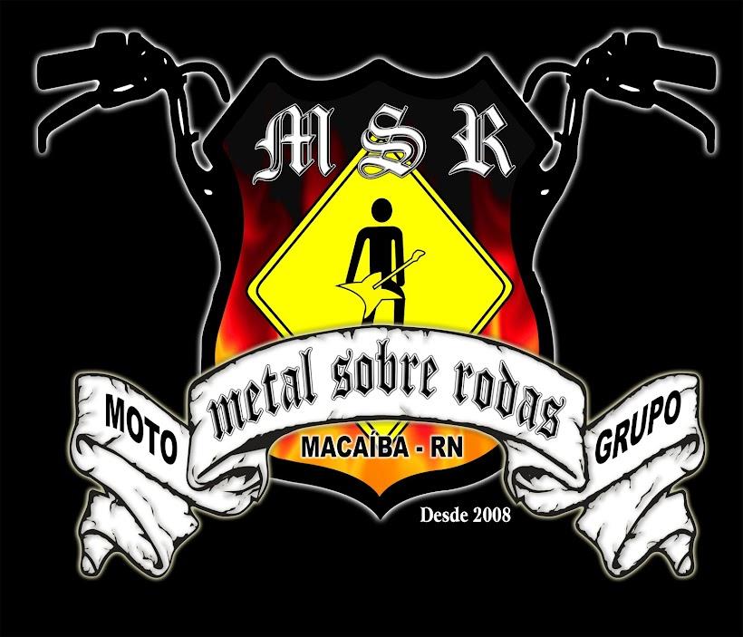 Metal Sobre Rodas - Moto Grupo