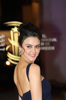 Preity Zinta Pictures at the Marrakech International Film Festival