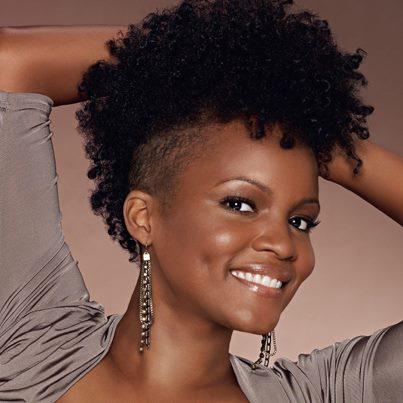Naturally Happy Hair: Short Natural Hair Styles #HAIRspiration