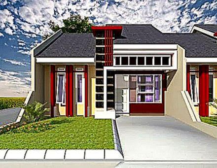 Ragam Desain Rumah Minimalis Type 45 Model Terbaru 2015