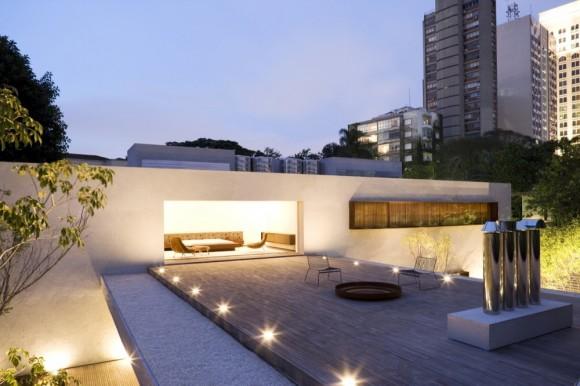 Kubistisch huis in het hart van sao paulo world architecture - The narrow house of sao paolo ...