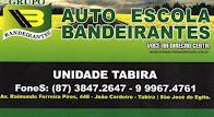 AUTO ESCOLA BANDEIRANTES TABIRA