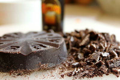 Once the sugar water has caramelized, pour it into ramekins (or oven ...