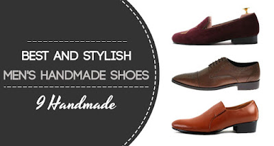 Best and stylish men's handmade shoes