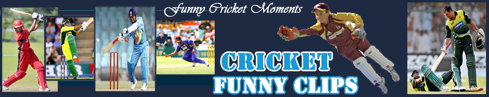 Cricket Funny Clips