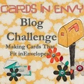 A2 size card challenge!