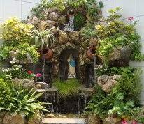 Mundiplantas dise o y construcci n de cascadas grutas for Diseno de cascadas para jardin