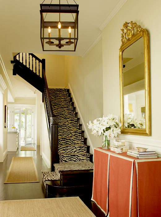 Willow bee inspired a timeless and classic home accent for Leopard print carpet stair runner