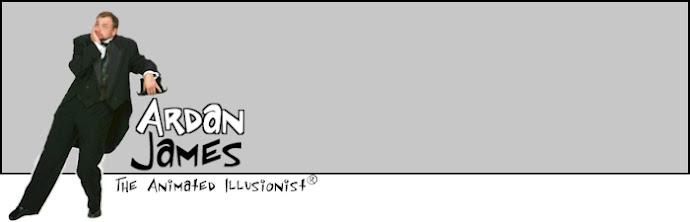 Ardan James - The Animated Illusionist