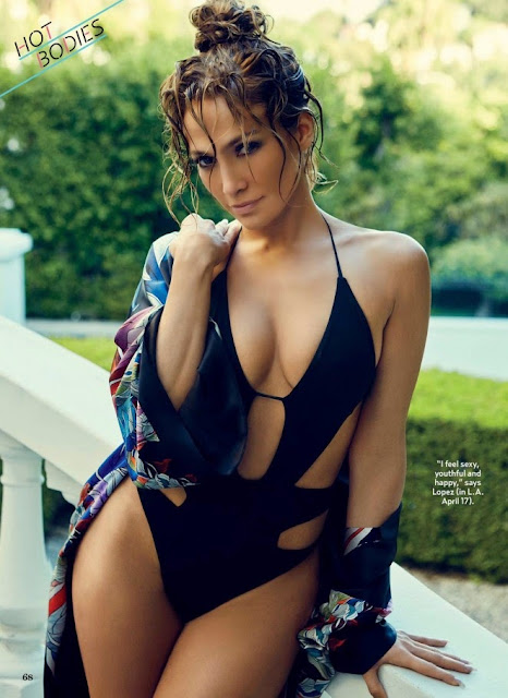Jennifer Lopez – Us Weekly Magazine (June 2015)