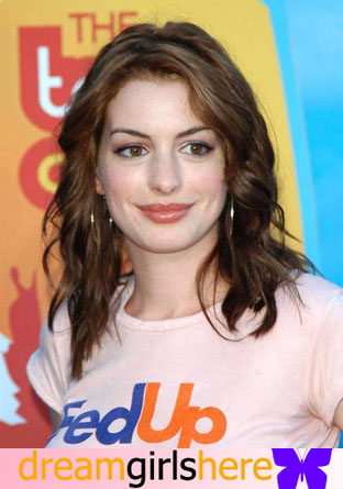 Anne Hathaway American Preety Host Anne+Hathaway-+9