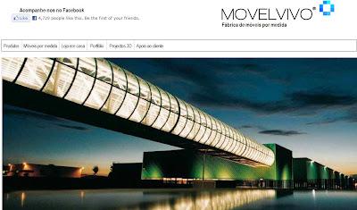 Movelvivo fábrica de móveis por medida