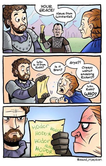 Noticias desde Invernalia - Juego de Tronos en los siete reinos