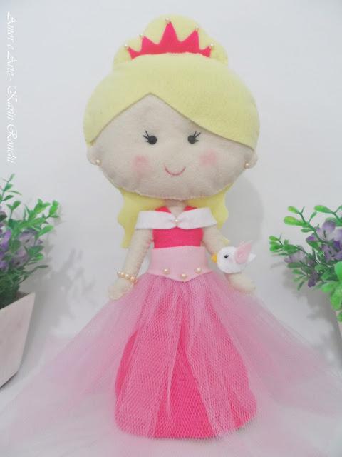 Peso de Porta Princesa
