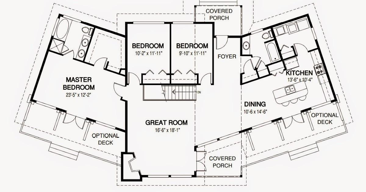 Descargar planos de casas y viviendas gratis fotos de for Plano casa una planta