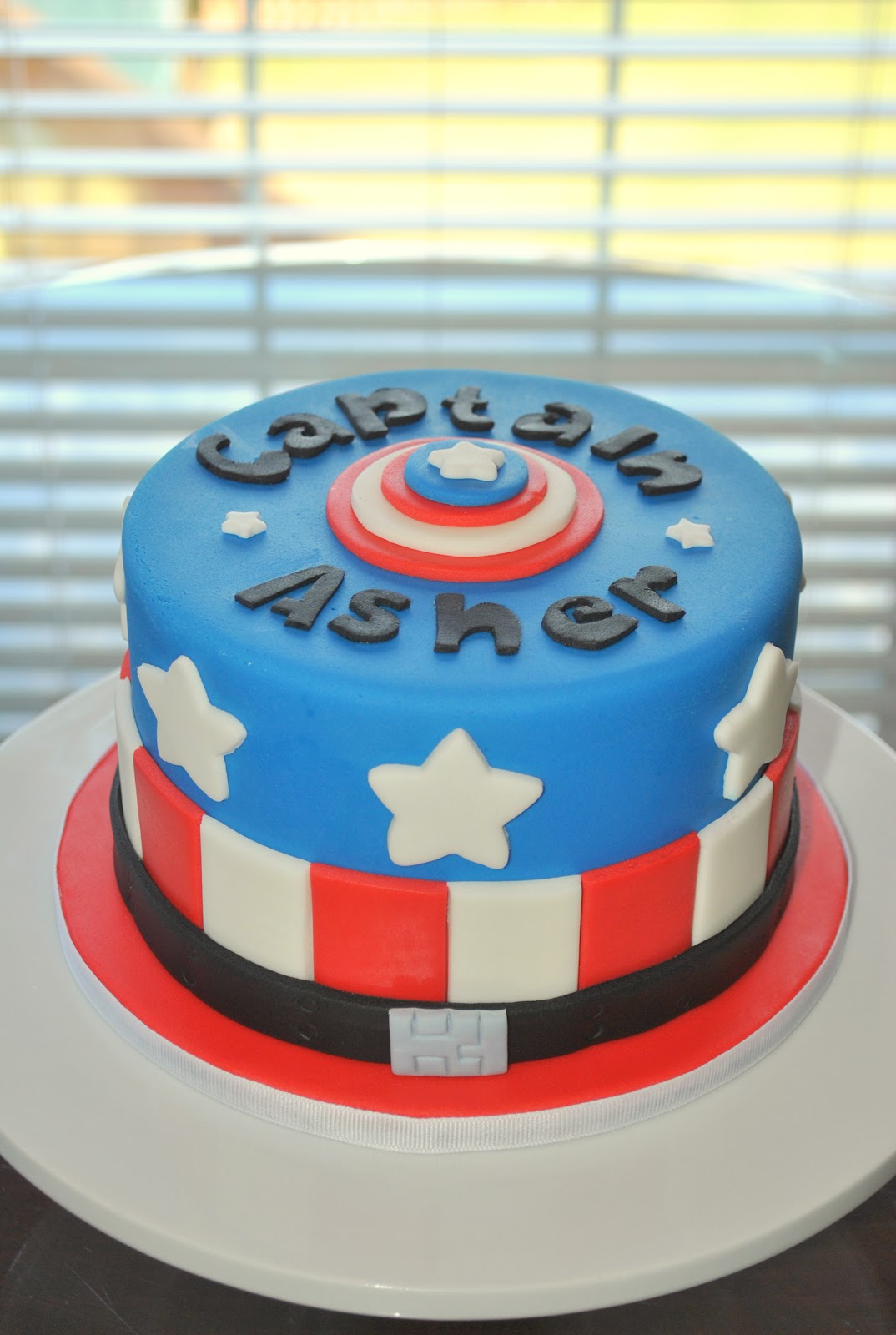 Hope's Sweet Cakes: Avengers Cake and Party