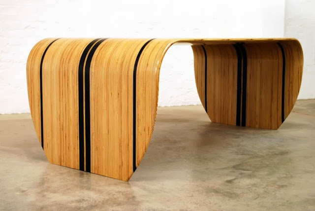 Surf Ace Table And Bench Design