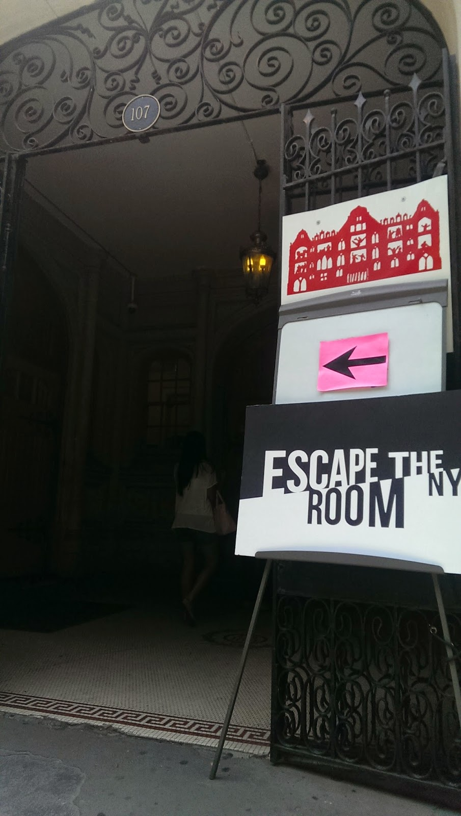 Escape The Room Downtown Entrance